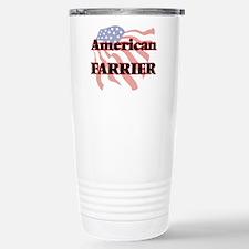 American Farrier Stainless Steel Travel Mug