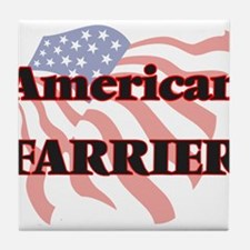 American Farrier Tile Coaster