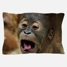 Lovely Orang Baby Pillow Case