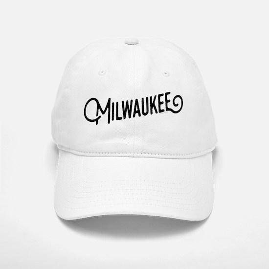 Milwaukee Wisconsin Baseball Baseball Cap