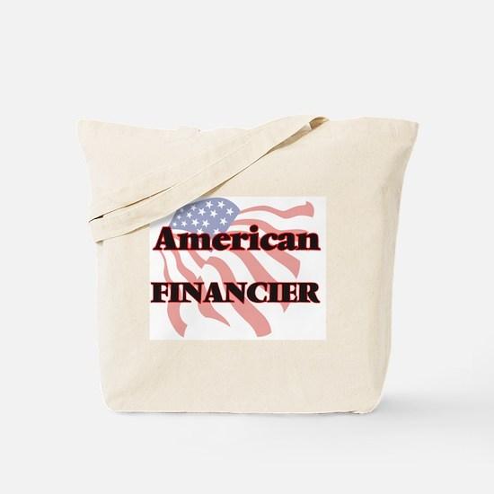 American Financier Tote Bag