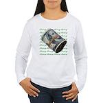 MONEY MONEY MONEY Women's Long Sleeve T-Shirt
