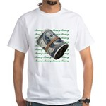 MONEY MONEY MONEY White T-Shirt