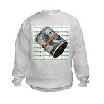 MONEY MONEY MONEY Kids Sweatshirt