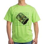 MONEY MONEY MONEY Green T-Shirt