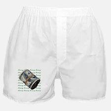 MONEY MONEY MONEY Boxer Shorts