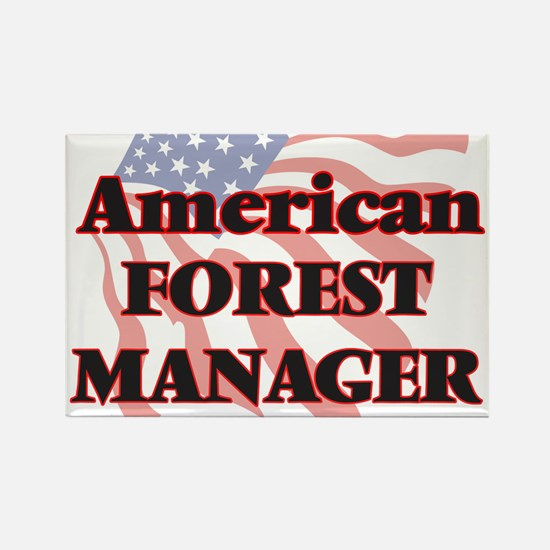 American Forest Manager Magnets