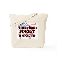 American Forest Ranger Tote Bag