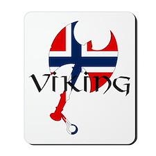 Norway Viking Mousepad