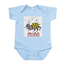Be Mine Infant Creeper