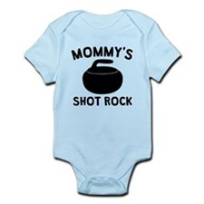 Mommys Shot Rock Body Suit