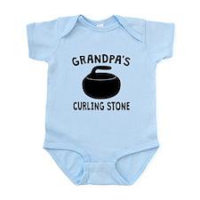 Grandpas Curling Stone Body Suit