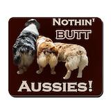 Australian shepherd Mouse Pads