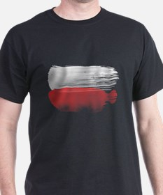 Poland Flag polska T-Shirt