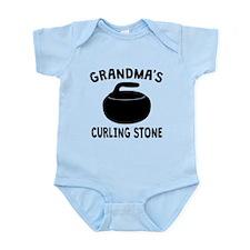 Grandmas Curling Stone Body Suit