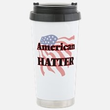 American Hatter Stainless Steel Travel Mug