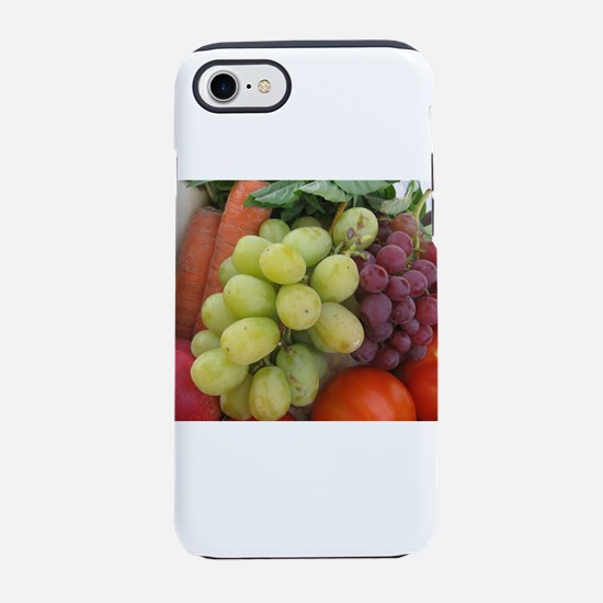 luscious wine country style iPhone 8/7 Tough Case