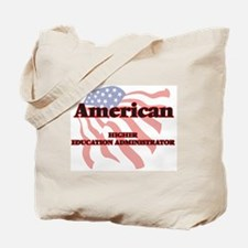 American Higher Education Administrator Tote Bag