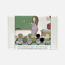 Cute School Rectangle Magnet (10 pack)