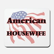 American Housewife Mousepad