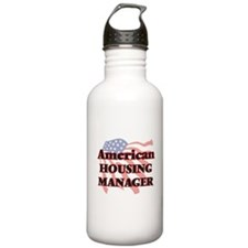American Housing Manag Water Bottle