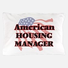 American Housing Manager Pillow Case