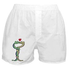 Snakes In Love Boxer Shorts