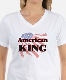 Cute My father is the king of kings Shirt
