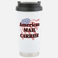 American Mail Carrier Travel Mug