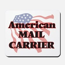 American Mail Carrier Mousepad