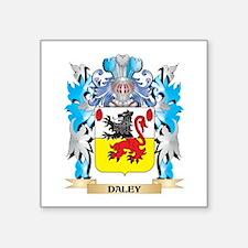 "Cute Daley Square Sticker 3"" x 3"""