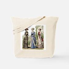 Le Monde Elegant - 1882 Tote Bag