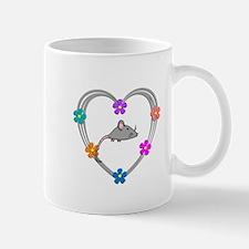 Mouse Heart Mug