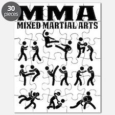 Cute Mixed martial arts Puzzle