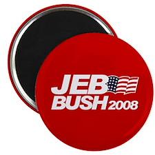 "JEB BUSH PRESIDENT 2008 2.25"" Magnet (10 pack)"