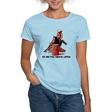 Barrel Racing, Good Turn. T-Shirt