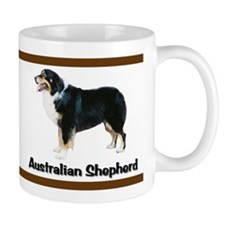 Unique Australian shepherds Mug