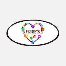 Ferret Heart Patch