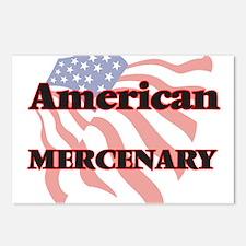 American Mercenary Postcards (Package of 8)