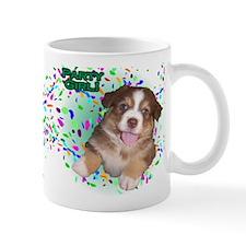 Party Girl Aussie Mug