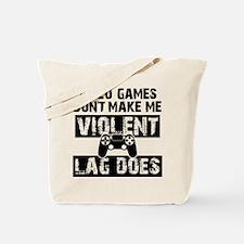 Video Games Tote Bag