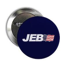 JEB BUSH PRESIDENT 2008 Button