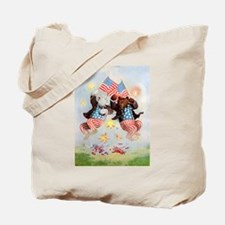 Roosevelt Bears - 4th of July Tote Bag