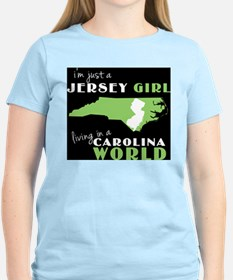 Funny North carolina state flag T-Shirt