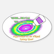 Galaxy Glue - transparent Decal