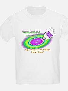 Galaxy Glue - transparent T-Shirt