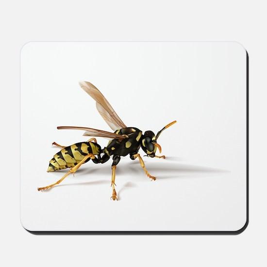 Umbrella Wasp Mousepad