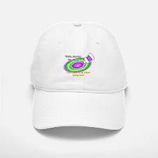 Galaxy Glue - transparent Baseball Baseball Cap