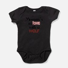 Unique Team werewolf Baby Bodysuit