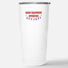 Cool Senior citizen Travel Mug